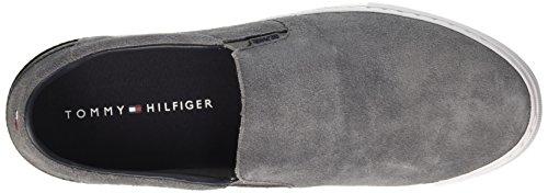 Tommy Hilfiger J2285ay 2b, Scarpe da Ginnastica Basse Uomo Grigio (Steel Grey 039)