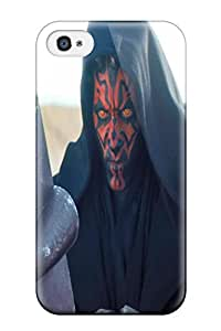 Durable Defender Case For Iphone 4/4s Tpu Cover(star Wars Tv Show Entertainment)