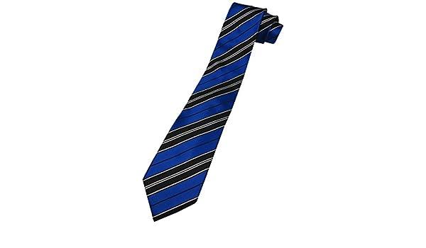 Donald Trump Signature - Corbata de seda para hombre, color azul ...