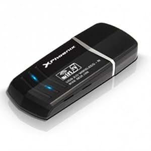 ADAPTADOR USB 2.0 WIFI PHOENIX 300 MBPS