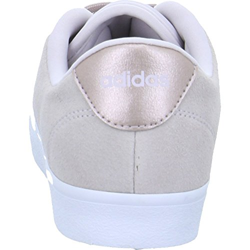 adidas Daily QT Clean Gris Femme Basses Cloudfoam Sneakers wwTZB