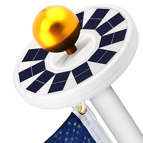 Led Solar Flag Light