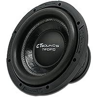 CT Sounds Tropo 2.0 8 D2-Set of 1 (Black)