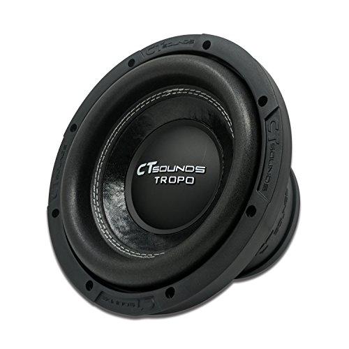 CT Sounds Tropo 2.0 8'' D4-Set of 1 (Black) by CT Sounds