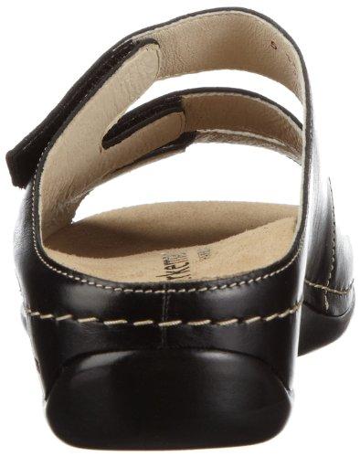 Femme Berkemann Franziska Chaussures 01007 Melbourne Noir BxB7qHIz