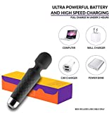 Six-Nine-Rechargeable-Personal-Wand-Massager-Wireless-with-20-Vibration-Patterns-8-Multi-Speed-Travel-Bag-Included-Black