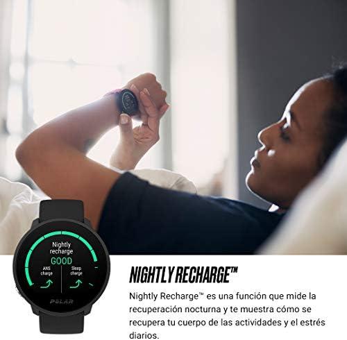 Polar Unite Fitness Watch, Unisex Adulto