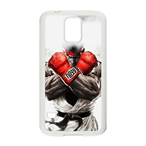 Samsung Galaxy S5 Cell Phone Case White street fighter ryu FXS_654068