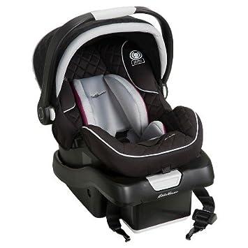 Eddie Bauer Sure Fit II Infant Car Seat Orchid