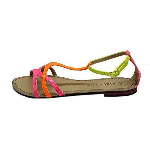 STEKOST - Zapatos con correa de tobillo Mujer