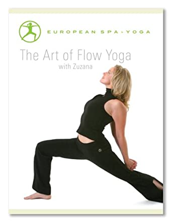 Amazon.com: The Art of Flow Yoga: Zuzana Kolinkova, Stephen ...