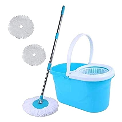 UK Replacement Mop Micro Head Refill For 360° Spin Magic Mop Home Cleaning