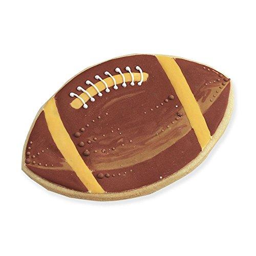 """Football Helmet Cookie Cutter 4.5/""""  Sports Home Team Touchdown Jersey Fondant"""