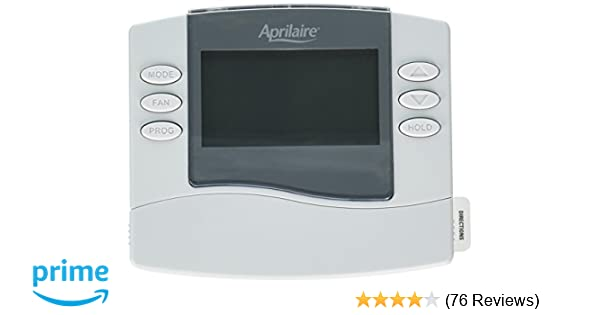 aprilaire 8463 thermostat programmable dual powered thermostat 1 rh amazon com Aprilaire Humidistat Wiring Wiring an Aprilaire 400