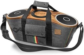 House of Marley Bag of Riddim 2-way Portable Speaker