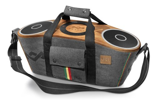 House of Marley Bag of Riddim Bluetooth Portable Audio System EM-JA010-MI by House of Marley