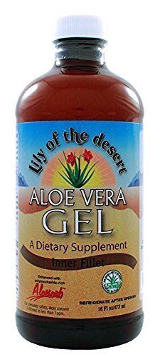Lily of the Desert Aloe Vera Gel 16 oz (Lily Of The Desert Aloe Vera Gel Ingredients)