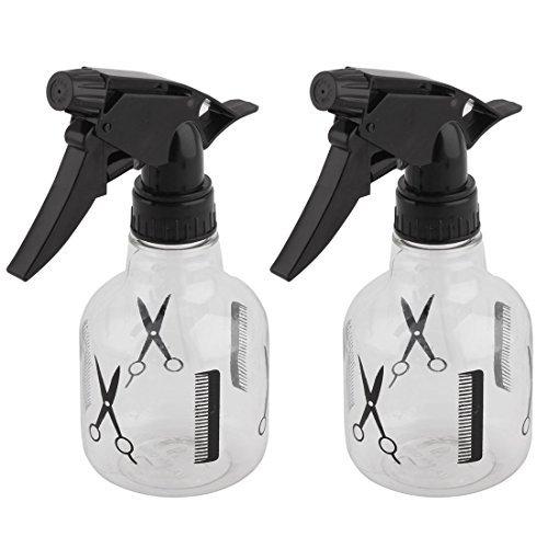 Amazon.com: eDealMax Jardín del peluquero del salón de Pelo de activación del atomizador de agua planta de la Botella del aerosol de 250 ml DE 2 PC: Health ...
