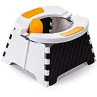 Asiento de inodoro plegable portátil de viaje Asiento de inodoro para niños y niñas sillas de inodoro para niños y niñas…