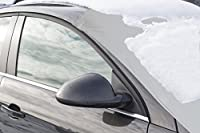 Magnetic Windshield Cover Protector Makes Removing Frost Ice Snow Easy In Winter and Protects Car Auto Vehicle Dashboards From Sunlight UV Rays - Keeps Interior Cooler in Summer by Perfect Life Ideas