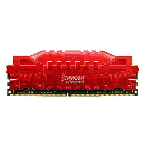 Memory DDR4,Leorice Memory Ram 8GB 2400MHZ PC4 19200 CL16 1.