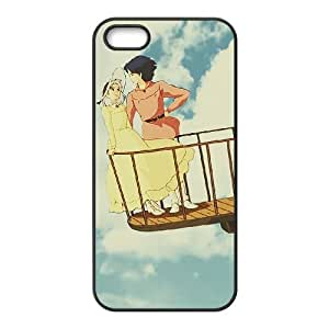 Howl's Moving Castle iPhone 4 4s Cell Phone Case Black mzf