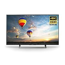 "Sony XBR55X800E 55"" 4K Ultra HD Smart LCD Television (2017 Model)"
