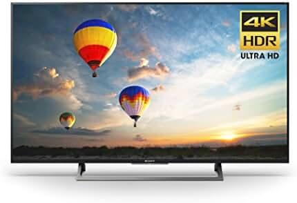 Sony XBR-43X800E 43-Inch 4K Ultra HD Smart LED TV (2017 Model)