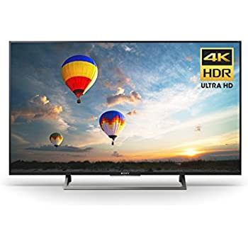 sony tv 4k. sony xbr49x800e 49-inch 4k ultra hd smart led tv (2017 model) tv 4k