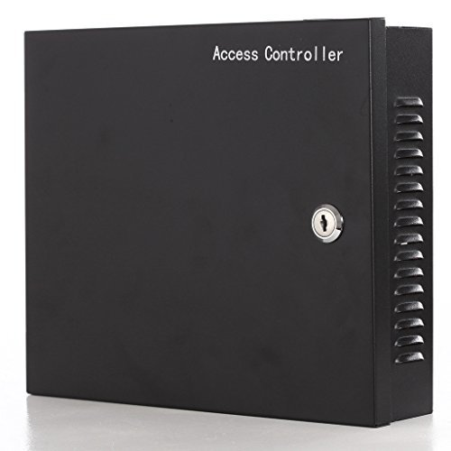 UHPPOTE Power Supply Converter Input AC 110V to Output 12V 5A For Access Control Panel (Output Access Control)