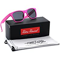 Kids Neon Classic Sunglasses Age 3-12