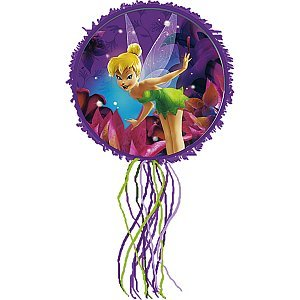 Tinker Bell Flat 17in Pull String Pinata, Health Care Stuffs