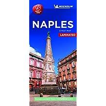 Michelin Naples City Map - Laminated