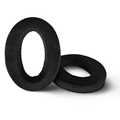 (Genuine Sennheiser HZP 26 Replacement Ear Pads for G4ME ONE, Game ONE, PC 363D, PC 360 & PC 373 D Headphones)