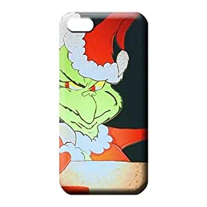 iphone 4 4s Hard phone carrying shells Protective Impact the grinch