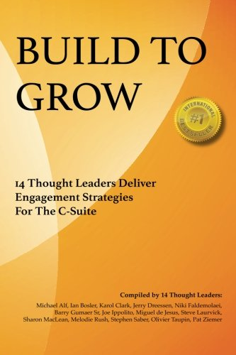 Download Build To Grow: 14 Thought Leaders Deliver Engagement Strategies For The C-Suite pdf epub