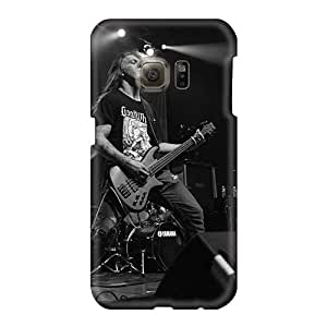 Durable Hard Cell-phone Cases For Samsung Galaxy S6 (FgG8281QsFM) Customized Stylish Cradle Of Filth Band Pictures