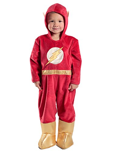 Flash Costume Review (Princess Paradise Baby The Flash Premium Costume Jumpsuit, Red, 12 to 18 Months)