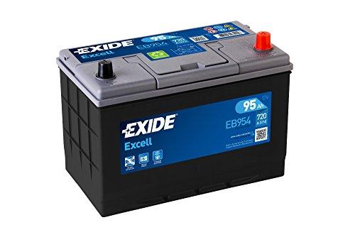 Exide 249Se EB954 Car Battery 95 Ah: