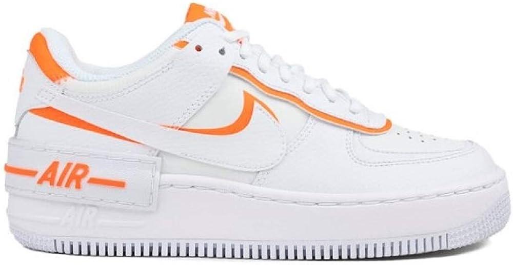 air force 1 arancioni donna