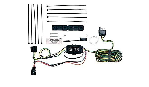 Phenomenal Amazon Com Hopkins 56202 Plug In Simple Towed Vehicle Wiring Kit Wiring Digital Resources Hetepmognl