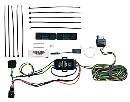 41doJ0ffptL._SX425_ amazon com hopkins 56202 plug in simple towed vehicle wiring kit