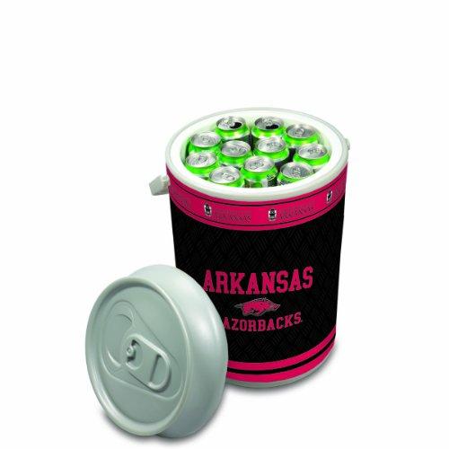 NCAA Arkansas Razorbacks Mega Can Cooler, 5-Gallon by PICNIC TIME