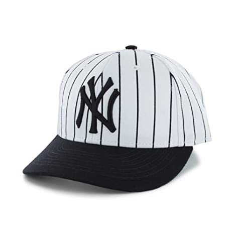 Image Unavailable. Image not available for. Color  MLB New York Yankees  Men s  47 Brand Striped Bullpen MVP Cap ... a852f920df4e