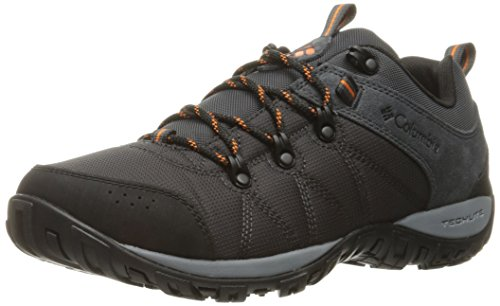 Columbia Men's Hiking and Walking Shoes, PEAKFREAK VENTURE LT, Grey (Shark/...