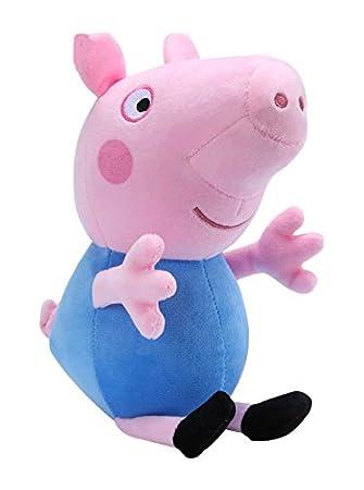 Amazon.com: Peppa Pig - Figuras de Peppa de peluche con ...