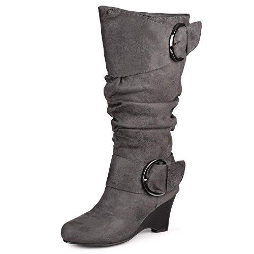 Extra Wide Calf Dress Boot - 4
