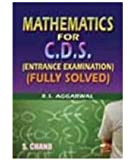 Mathematics for C.D.S, 3/E