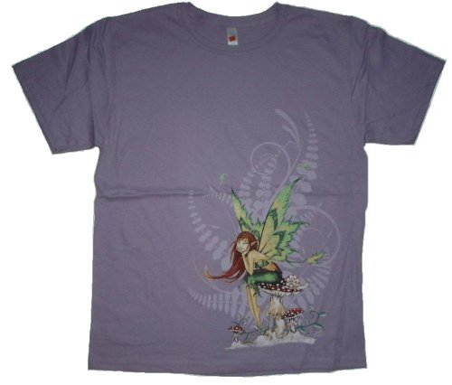 Thinking of You Amy Brown Short Sleeved T-shirt (Amy Brown Fairy Costume)