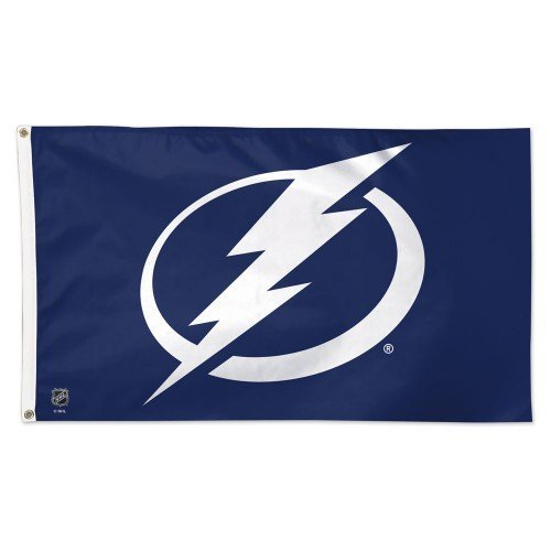 Bay Wincraft Tampa (NHL Tampa Bay Lightning 3-by-5 foot Flag)